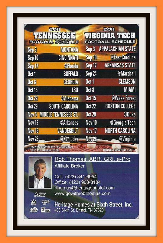 Ut knoxville football schedule 2011