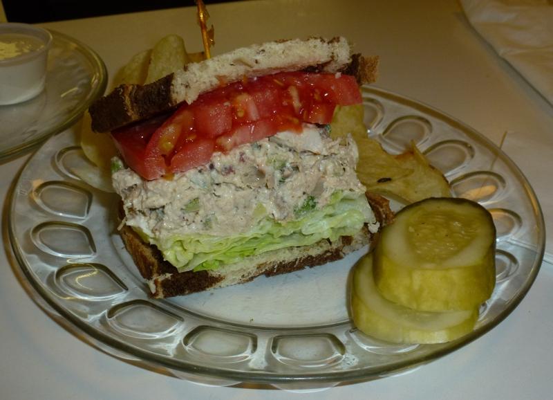 Lunch @ Fields  HomeRome
