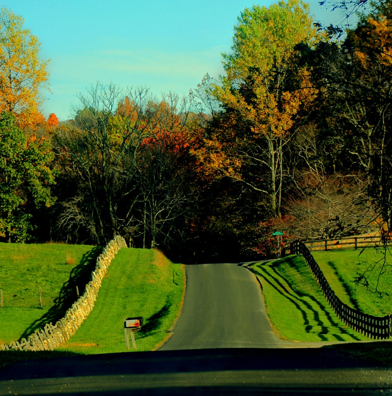 Virginia Landscape Photographer and Realtor Steve Bachman