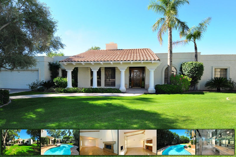 great home for sale in the arizona biltmore 39 s taliverde neighborhood