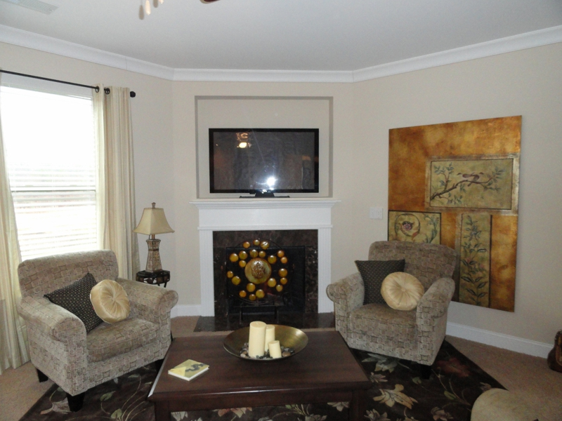 Clarimont Living Room