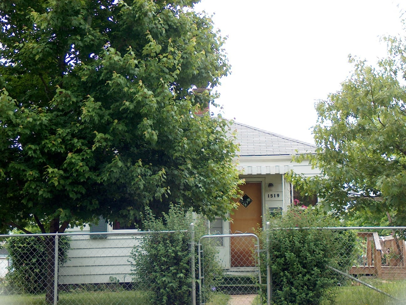 1519 South Concord St. Davenport, Iowa 52802: HUD Acquired Foreclosure Property