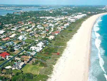 Castaway Cove Vero Beach Gated Oceanfront Oceanside Riverfront Riverside Community