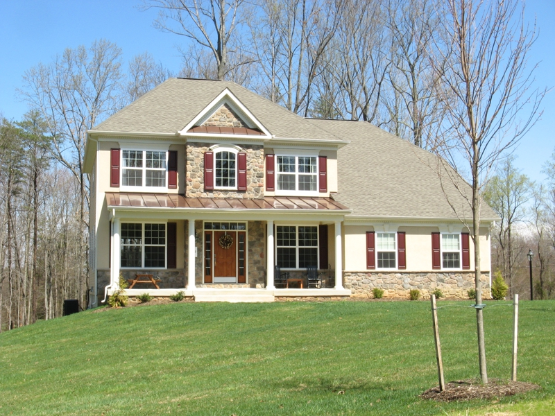 Stafford county virginia homes for sale and demographics for Modern homes for sale in virginia