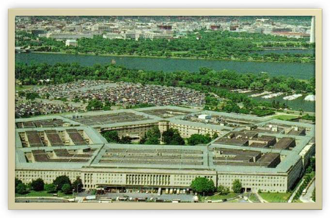 View of Pentagon