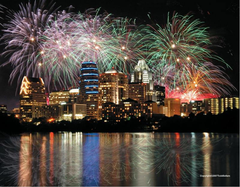 Austin 4th of July