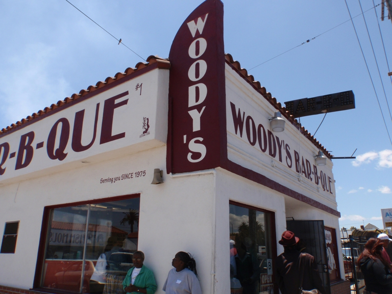 woody's barbeque