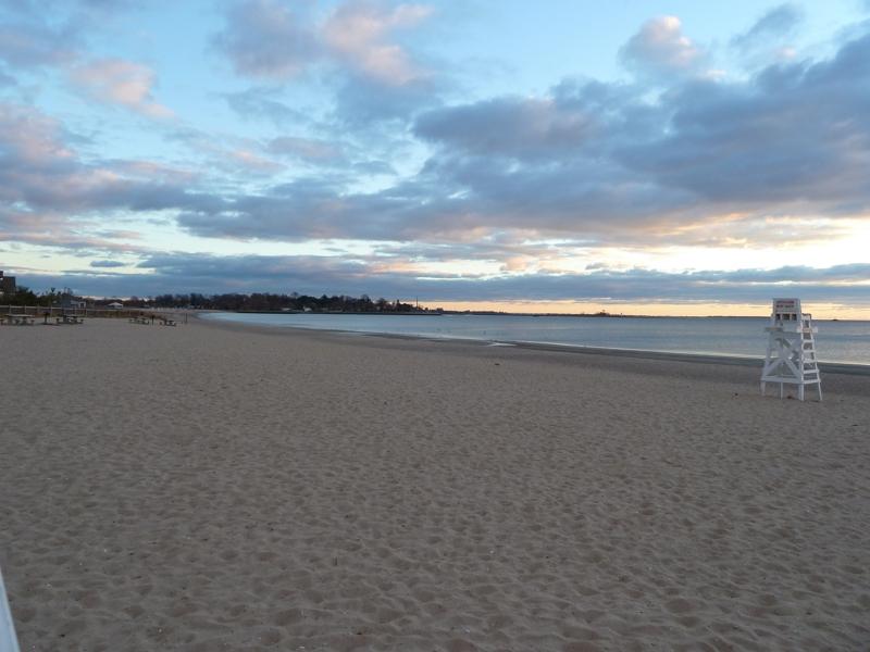 Fairfield Beach at sunrise - Fairfield, CT 06824