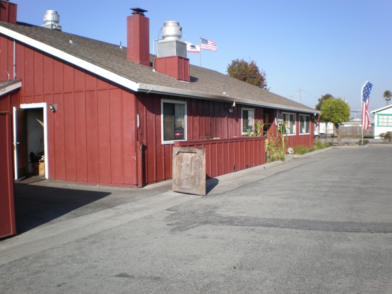 Castroville Restaurant Building For Sale