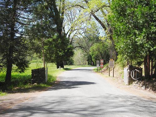 camelot subdivision entrance