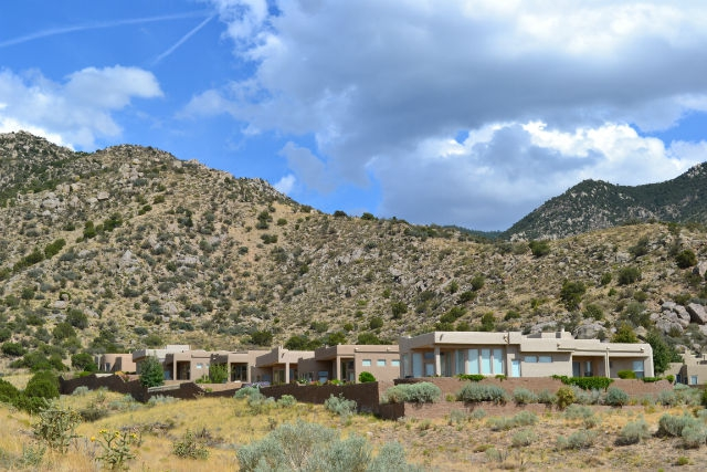 Homes in High Desert