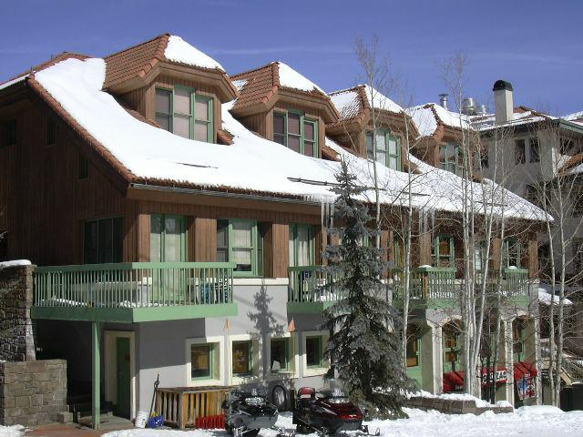 Telluride mountain village lodging options for Telluride cabin rental