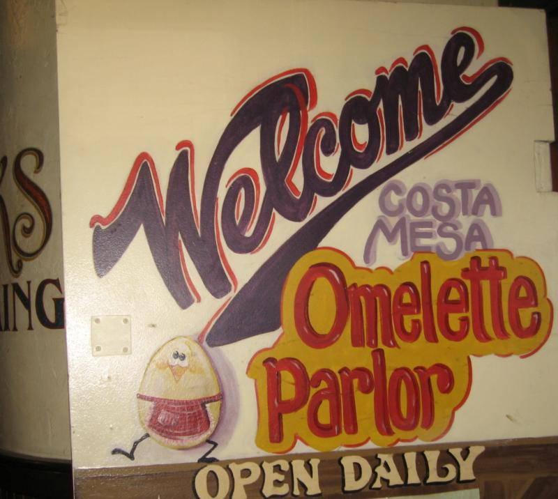 Costa Mesa Omelette Parlor - A Breakfast Treat