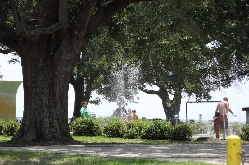 Pascagoula Ms Beach Park