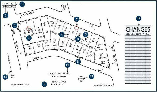 How To Read A Plat Map Tip for First Time Home Buyers