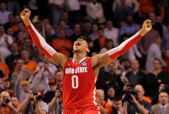 Ohio State Jared Sullinger Drafted 2012