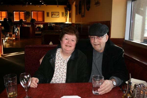 Bob & Pat Froelich