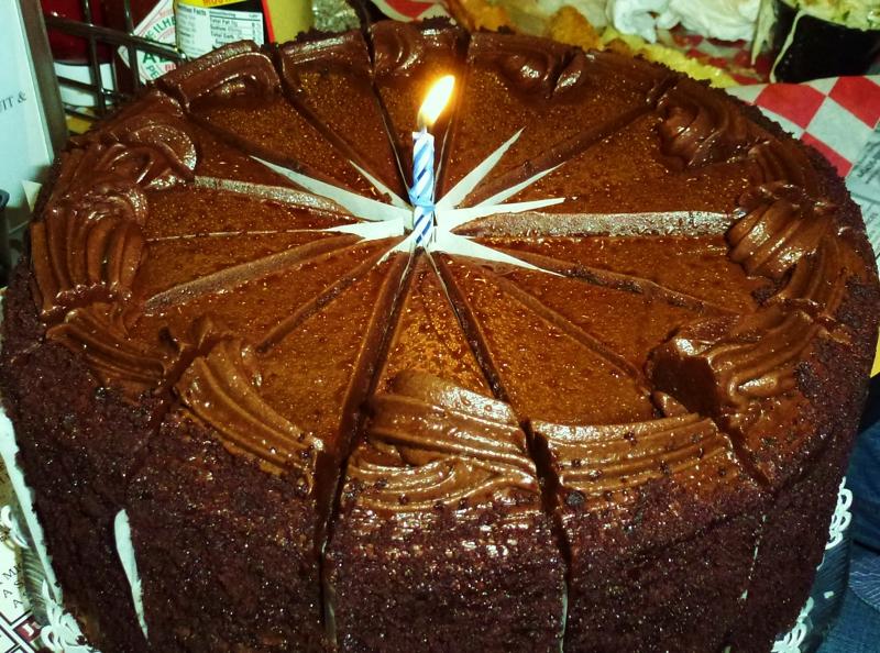 Chocolate Cake HomeRome 410-530-2400