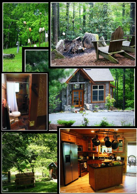 Really cute mountain home pictures for Really cute houses