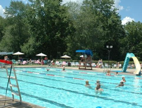 Beat the heat by moving to a west essex community with a for Garden grove pool fairfield
