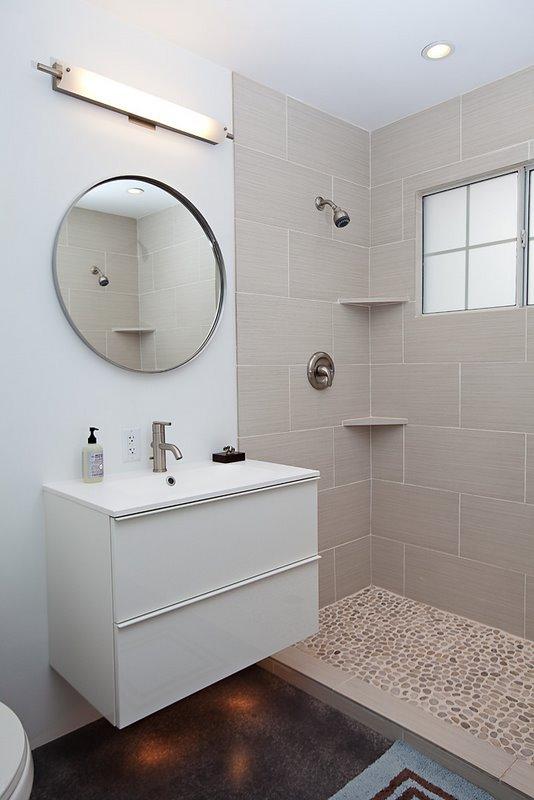 scottsdale mid century modern remodel 85257 bathroom and vanity. Black Bedroom Furniture Sets. Home Design Ideas