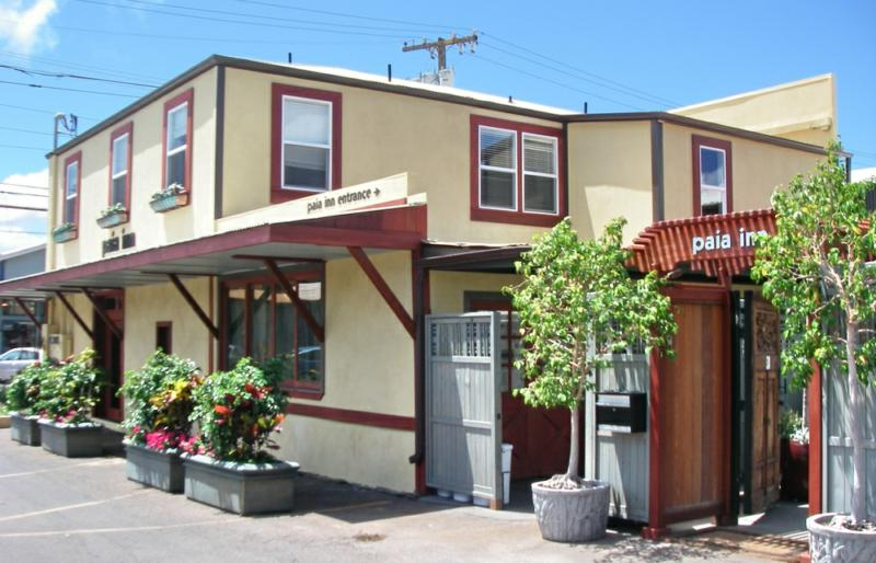 Paia inn a chic boutique hotel in paia maui hawaii 96779 for Best boutique hotels maui