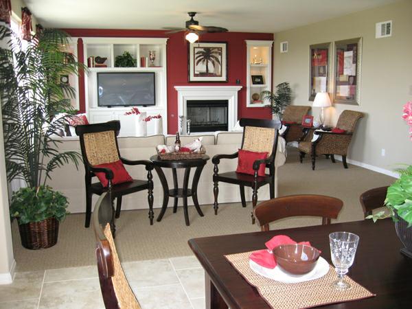 Model home furniture riverside ca