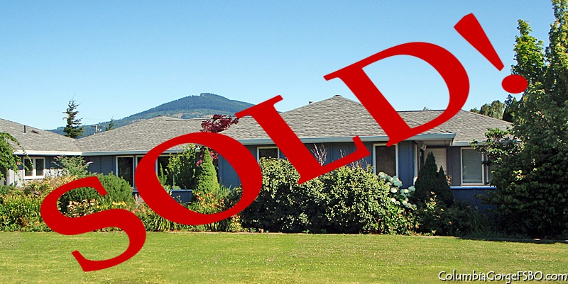 3980 Grandview Drive, Hood River, OR Sold