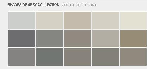 2013 paint color trends what colors can home stagers use for Shades of neutral colors