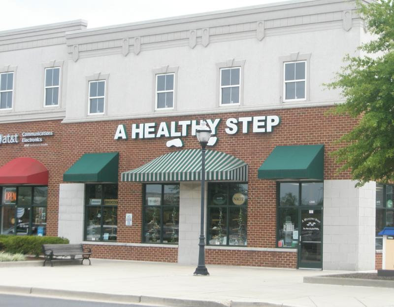 A Healthy Step near Crofton