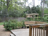 Back Yard Deck & Arbor