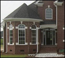 Custom Home Window Styles | Window Selections | New Home Window Selections