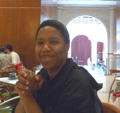 Carolyn at Norma's