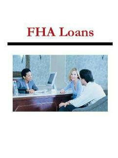 fha loans & fha home loans & fha mortgages