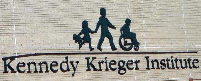 Kennedy Krieger Institute sign