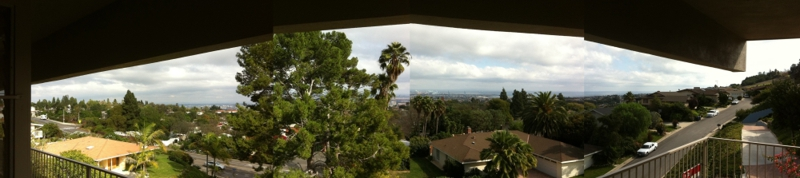 Home with harbor view RPV