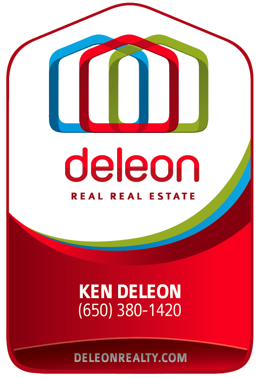 Deleon Realty yard sign by Jack Pratt Signs