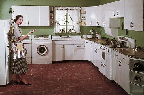 Just For Fun Let S Take A Look Back In Time Kitchens