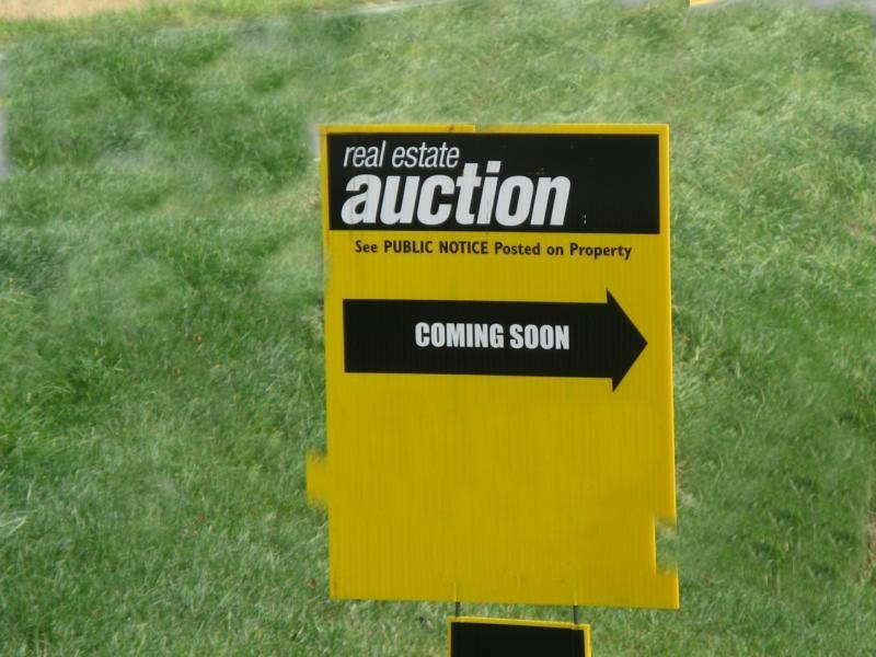 auctions in Tracy CA