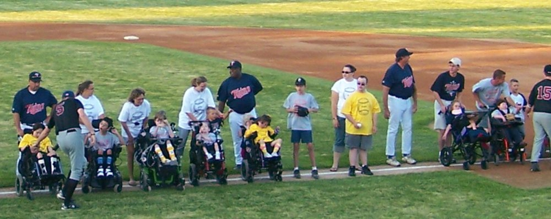 The Minnesota Twins Alumni & The Miracle League of Central Minnesota