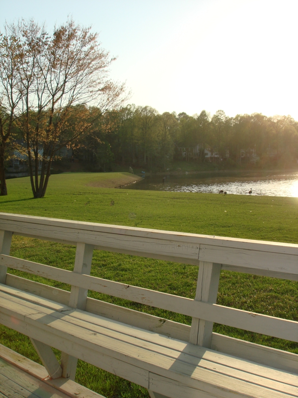 Kildaire Farms Subdivision, Cary NC Lake