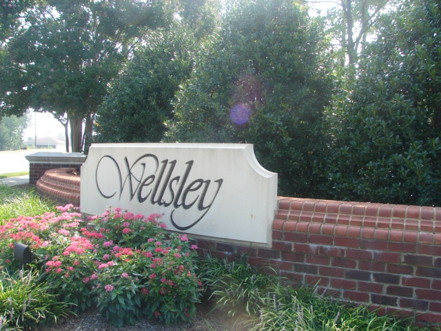 Cary Nc Wellsley Subdivision Executive Style Custom