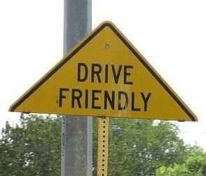 Drive Friendly