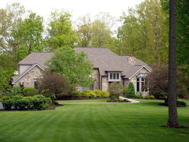 French Country Stone House For Sale 4br 3 5 Ba