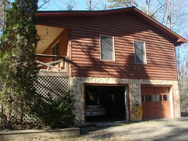 Murphy Nc Home For Sale Log Sided Cabin Full