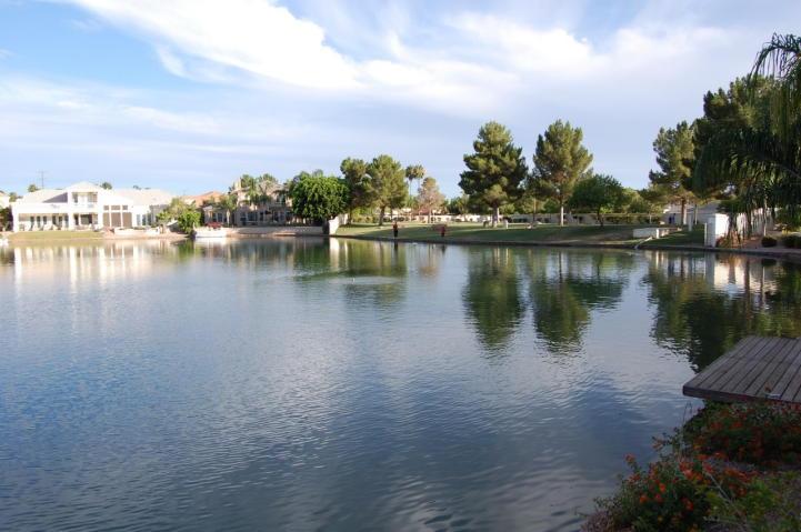 Lake Subdivision Homes in Gilbert, AZ - Gilbert, AZ Homes in Lake Subdivisions