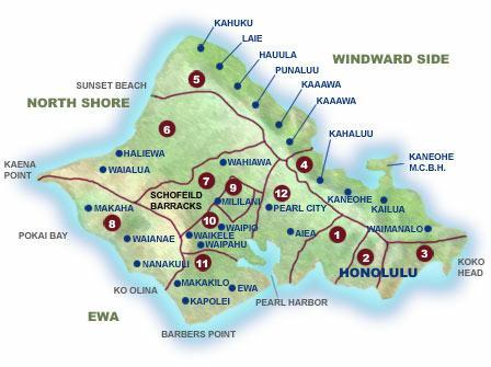 Real Estate In Oahu Neighborhoods Honolulu