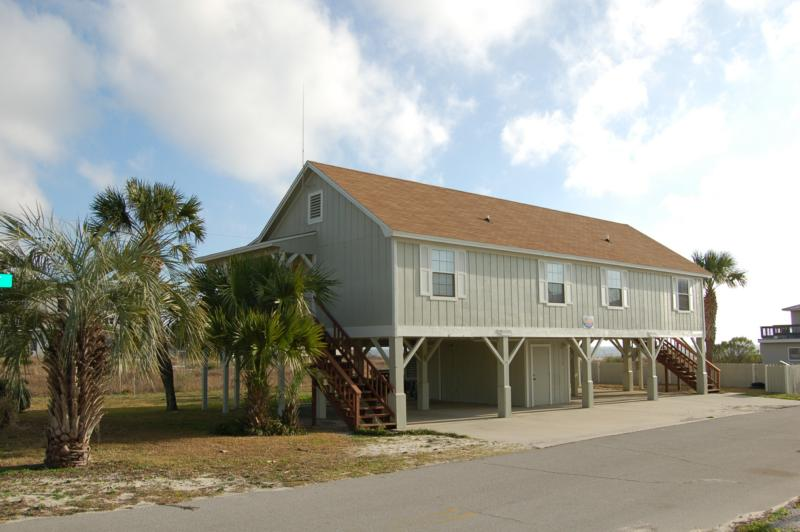 101 25th Street View of Home - Mexico Beach FL