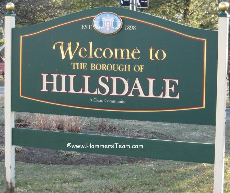 Welcome To Hillsdale NJ