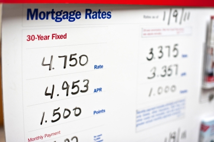Display of Bank rates